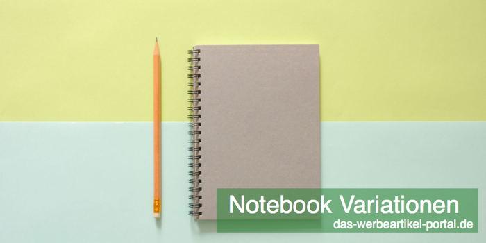 Notebook Variationen